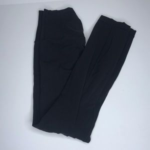 Lululemon Athletica Black Leggings Size 2